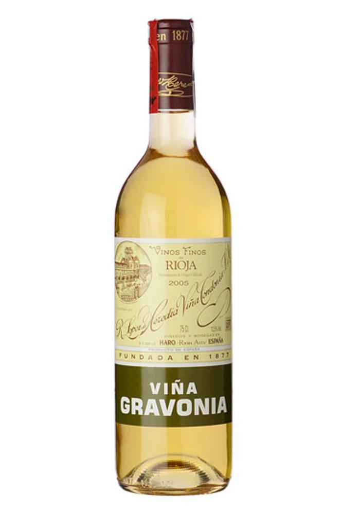 2011 Vina Gravonia Blanco Crianza