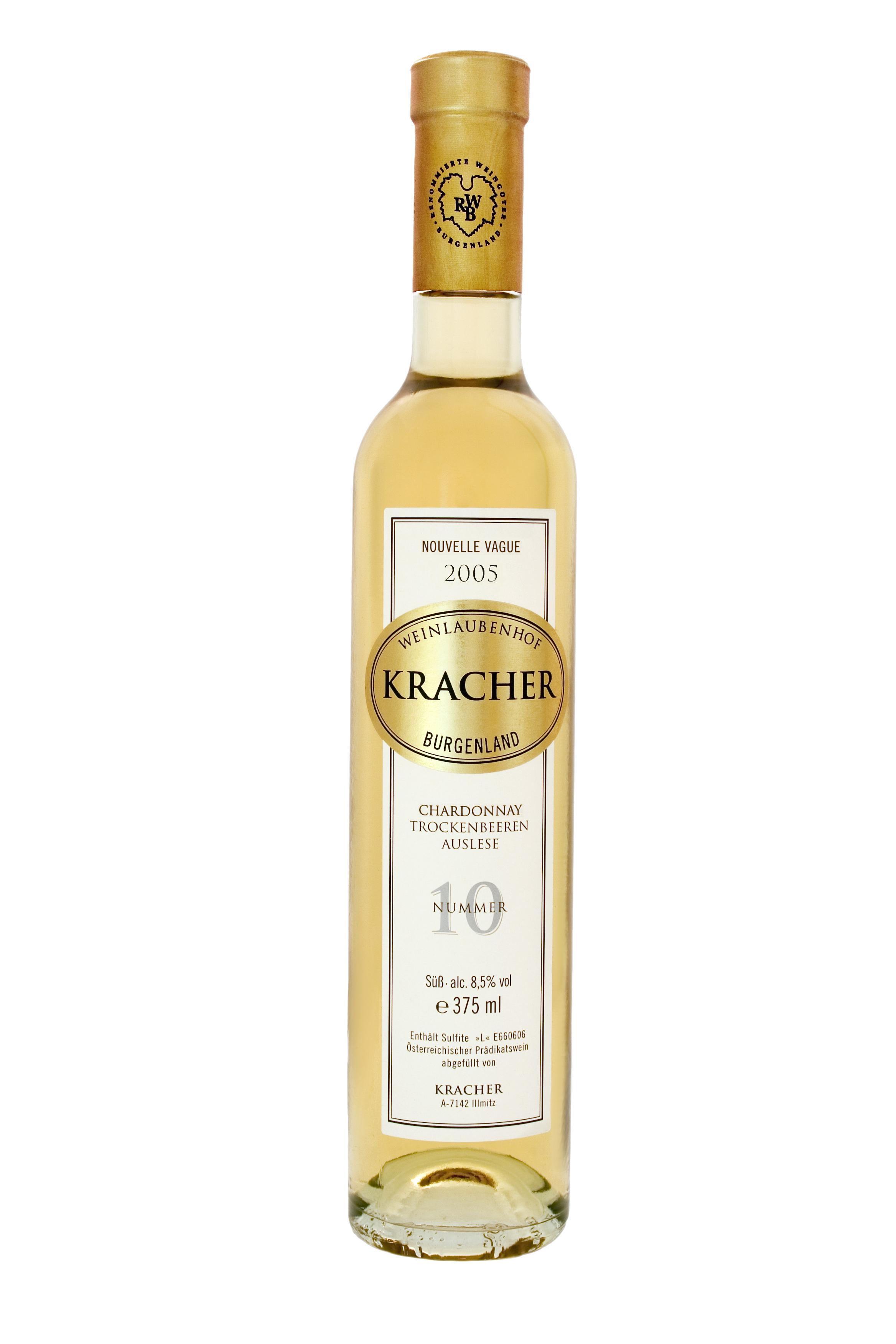 2005 TBA No. 10 Chardonnay