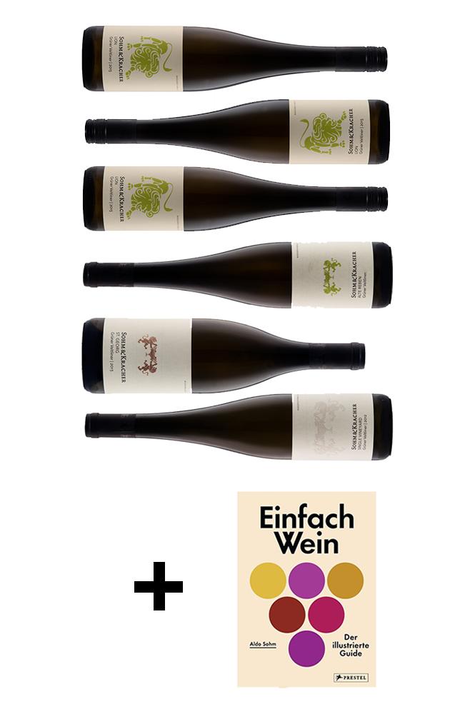 Weinpaket Sohm & Kracher + Einfach Wein
