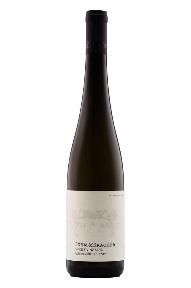 2012 Grüner Veltliner Single Vineyard
