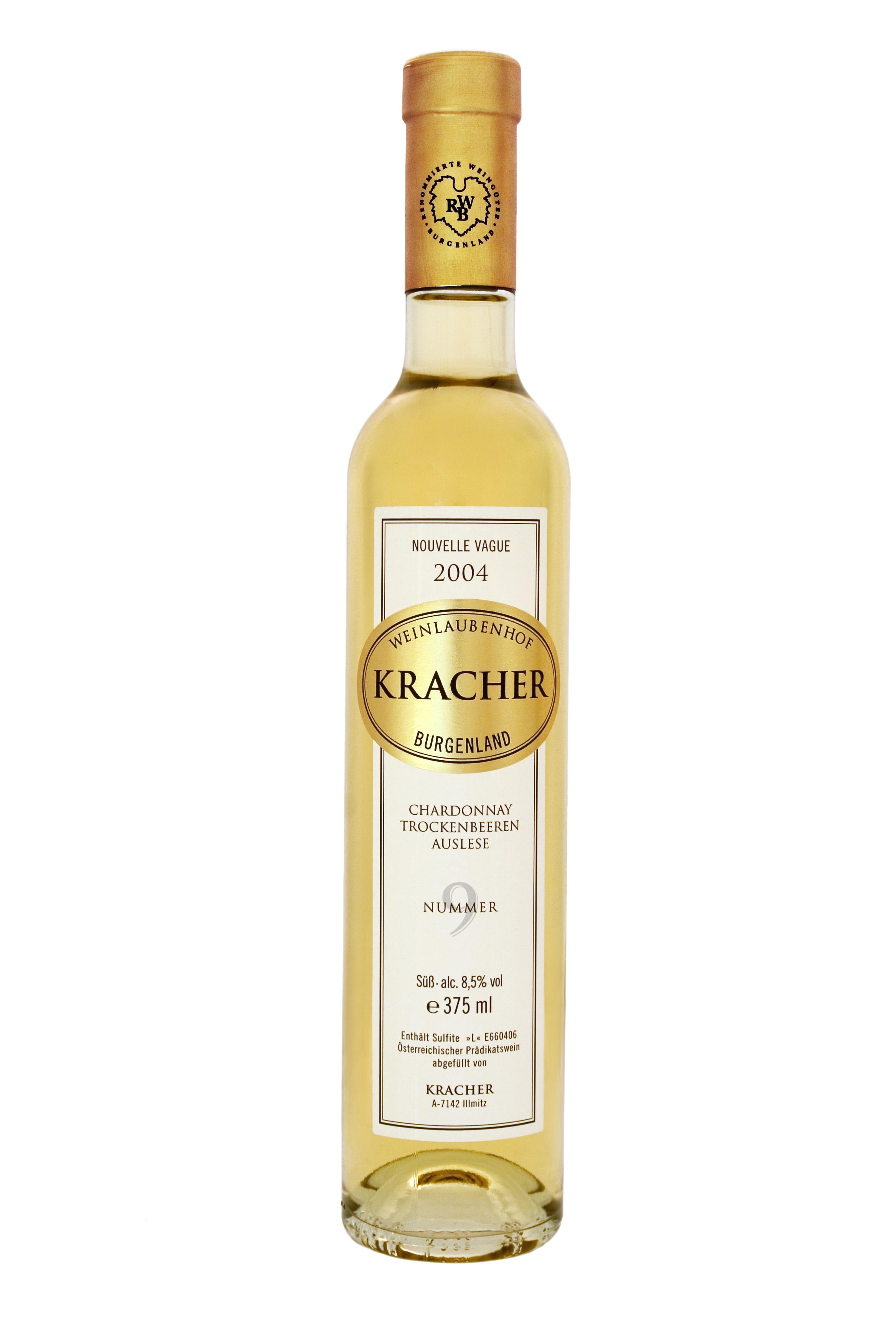 2004 TBA No. 9 Chardonnay