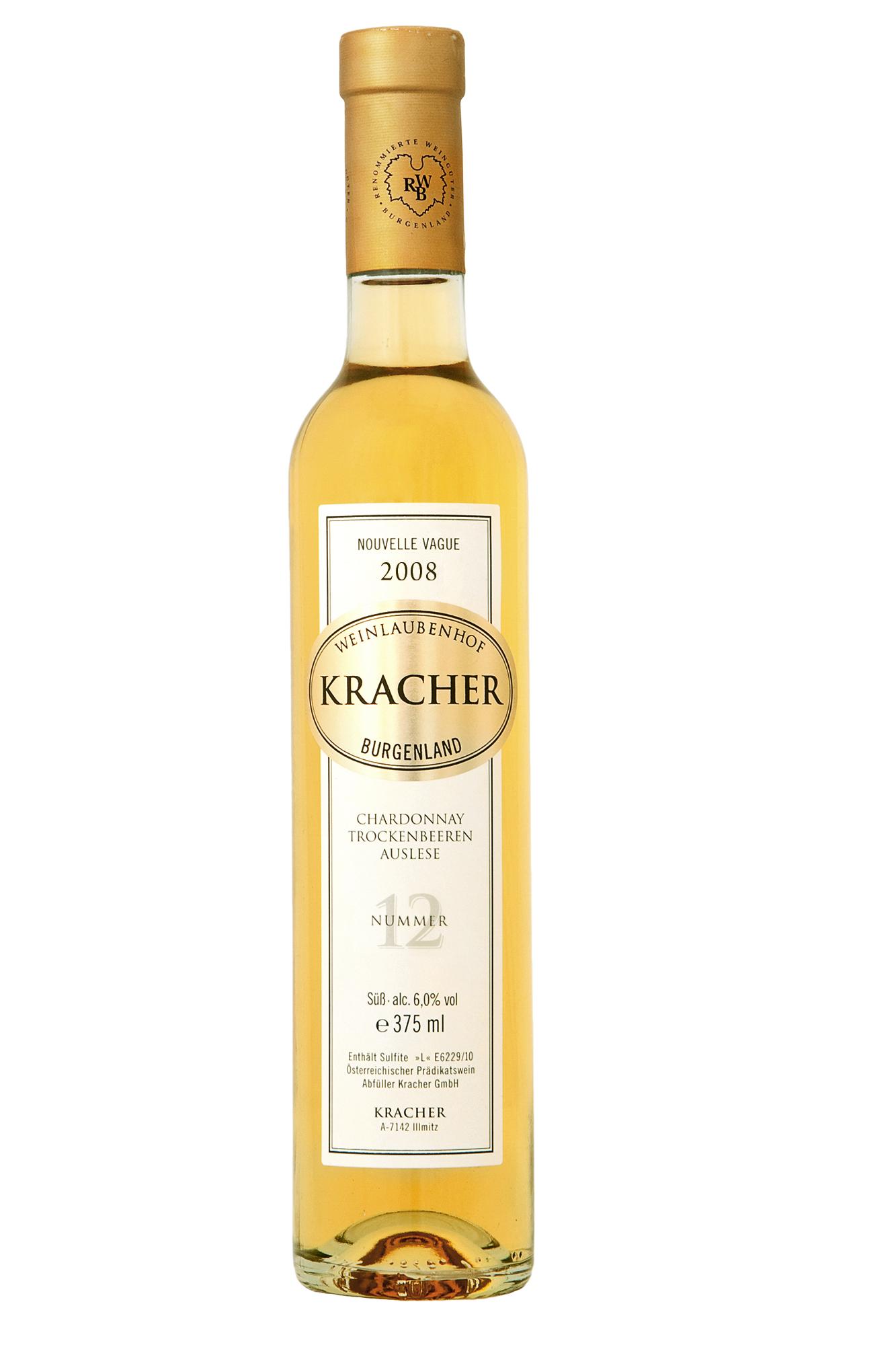 2008 TBA No. 12 Chardonnay